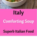 7 Italian Soup Recipes