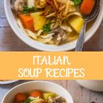 7 Soup Recipes to cool Roman Ardour