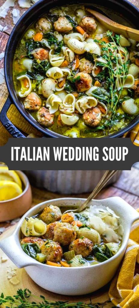 Italian Wedding Fare