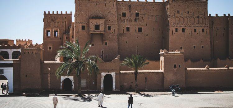 Moroccan Soup Recipes from Marrakesh Medinas