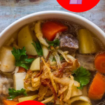 Soup Meal Ideas from Belgium