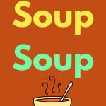 Soup soup broom broom Italian