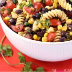 Summer Salad Recipes Bowl of Yum Avocado Corn Salad
