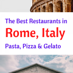 See the Coliseum and Eat in the Best Restaurants