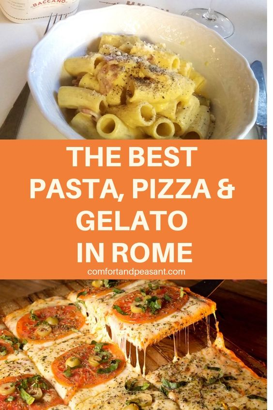 Best Pasta Pizza and Gelato