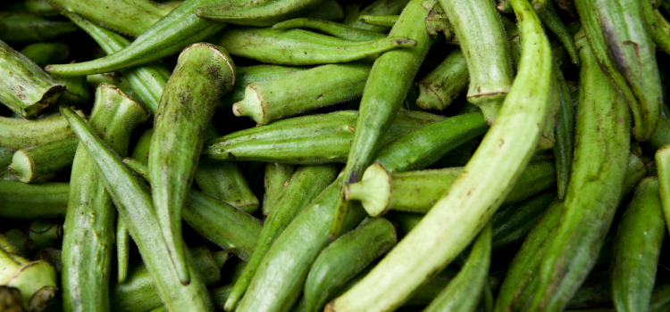 Okra Jumble Lady Fingers