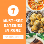 Restaurants you must see in Rome