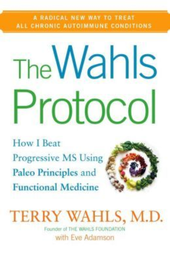 Wahls Protocol Book Cover