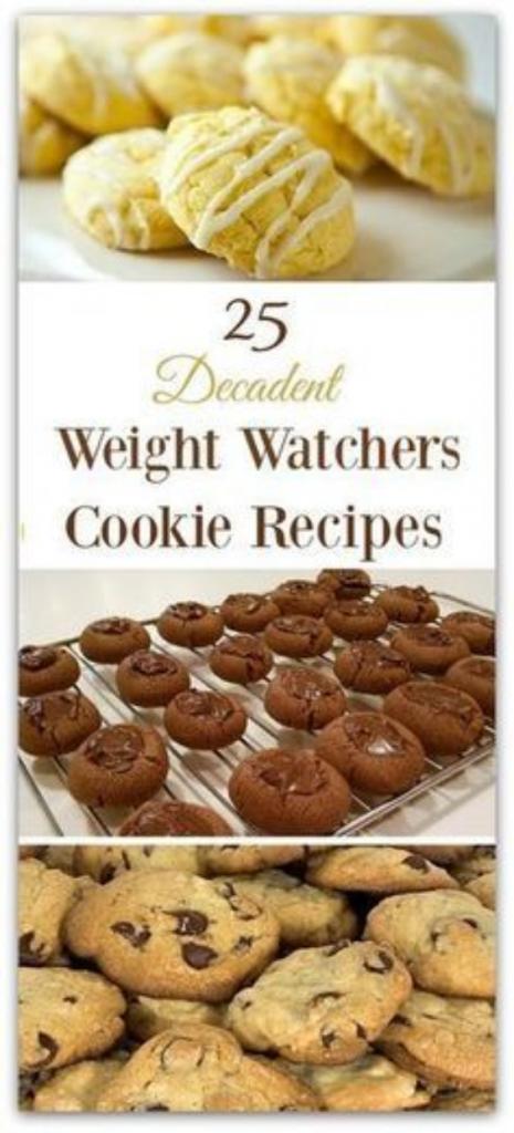 Weight Watchers Decadent Cookie Recipes