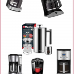 Coffee Maker Machine Selection
