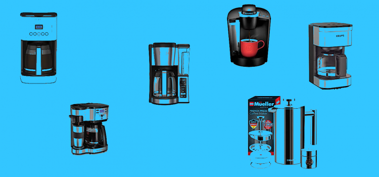 Coffee Maker Montage Featured