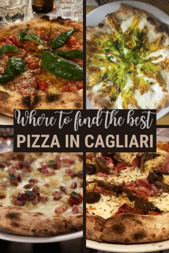 Where to find the best pizza in Cagliari