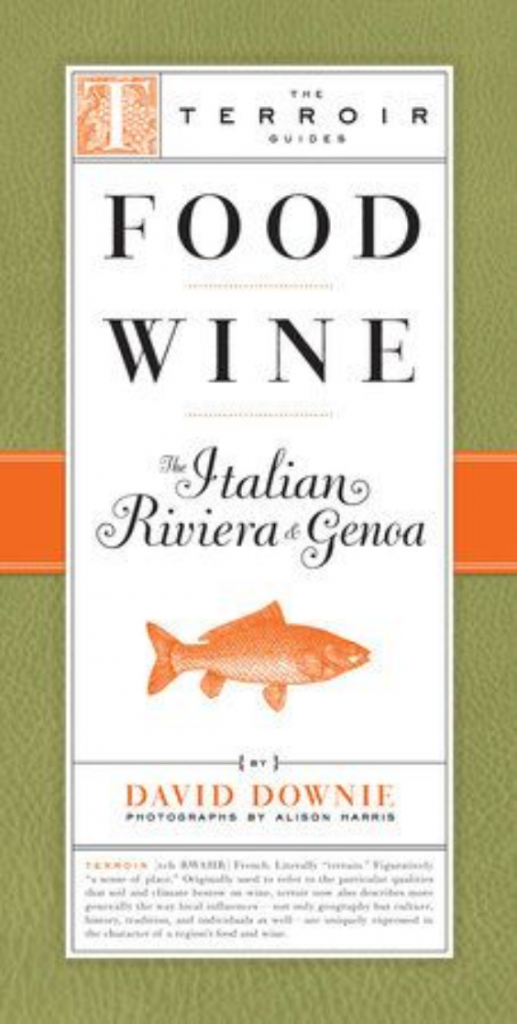 food and Wine in the Italian Riviera