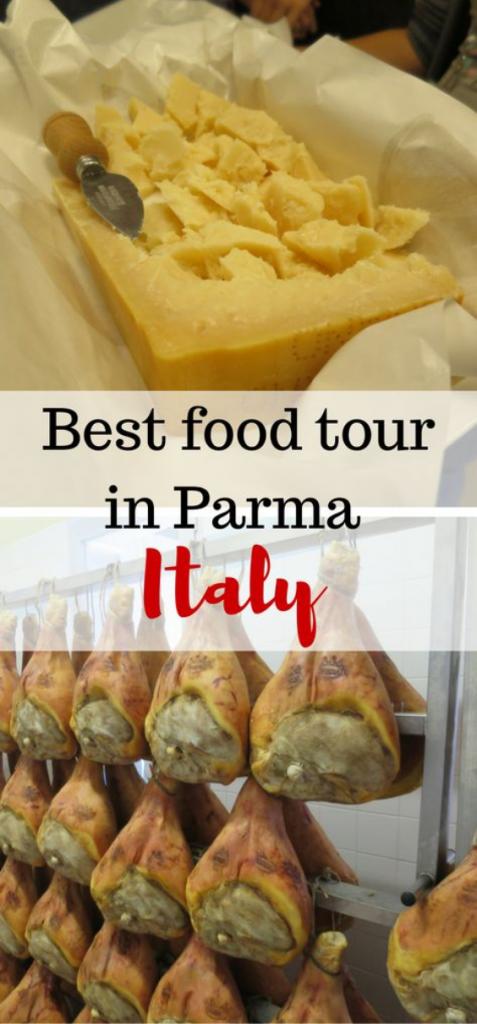 Best Food Tour of Parma