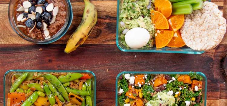 Vegetarian Spread Featured