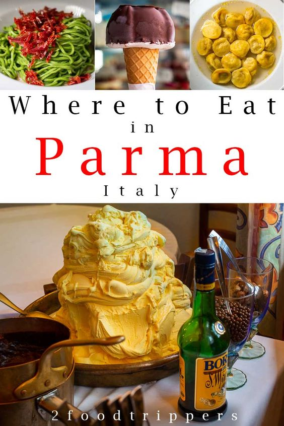 Where to eat in Parma Italy