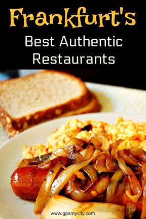 Authentic Restaurants