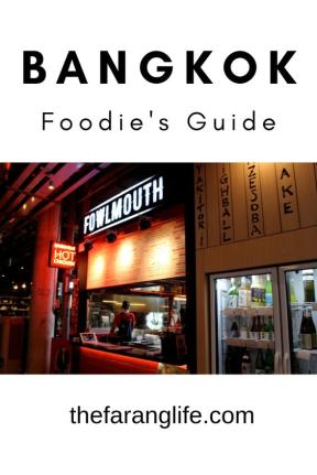 Bangkok Foodie Guide