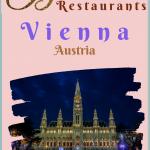 Best Brunch Spots in Vienna