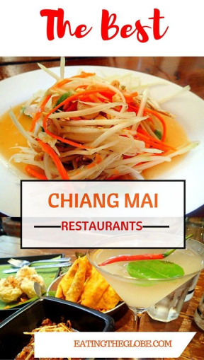 Best Chiang Mai lunch Venues