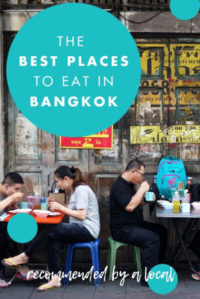 Best Places to Eat in Bangkok