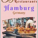 Best Restaurants in Hamburg