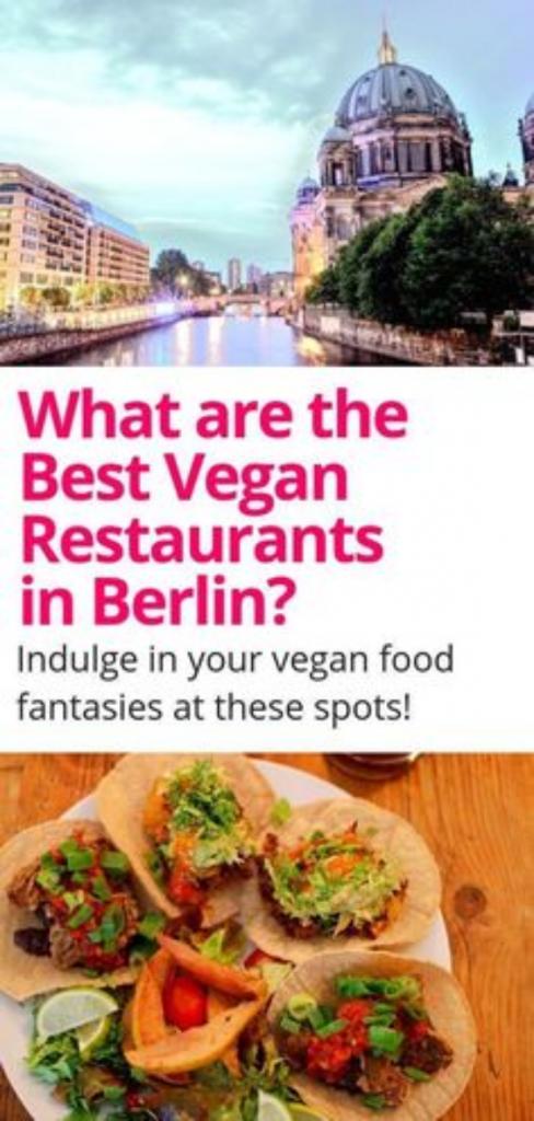Best Vegan Restaurants in Town
