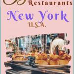 Discover New York Restaurants