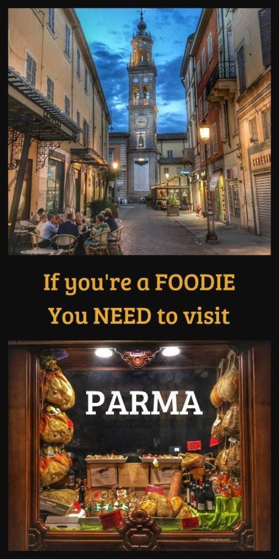 Foodie Need to Visit Parma