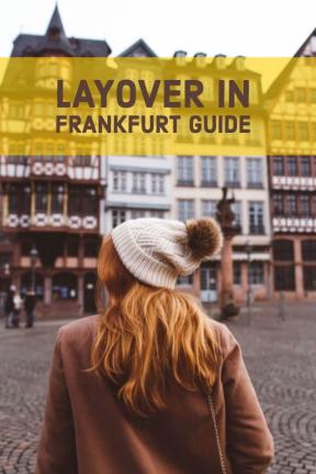 Layover in German Airport