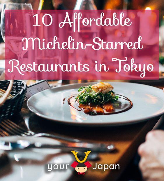 Michelin Starred Tokyo