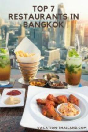 Top 7 Thai Restaurants