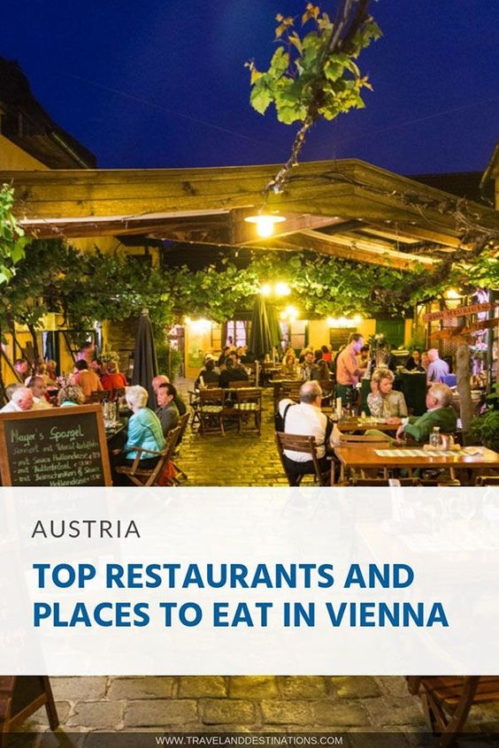 Top Restaurants and Places to Eat