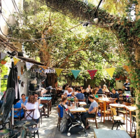Top Ten Bars and Restaurants