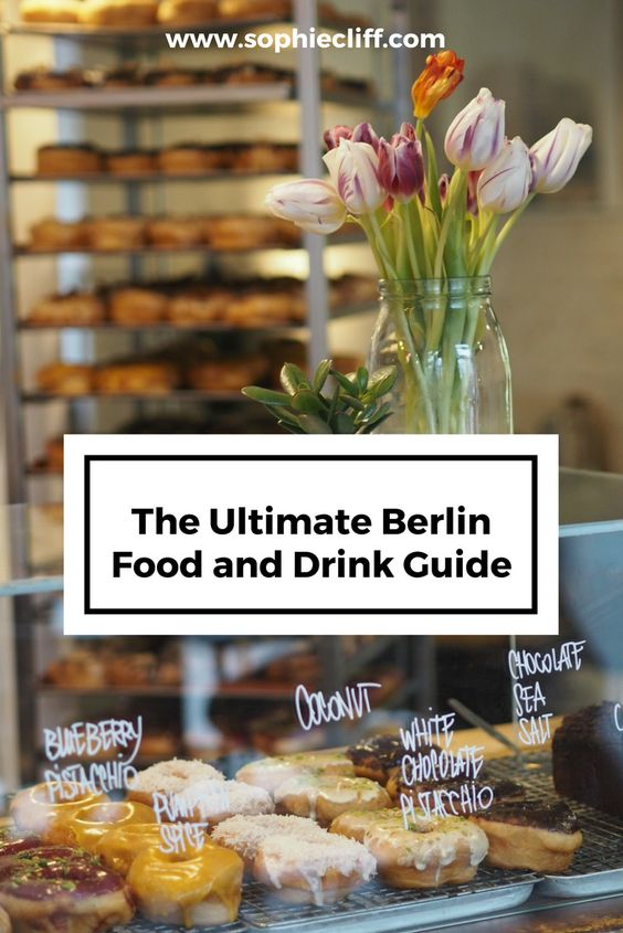 Ultimate Food and Drink Guide