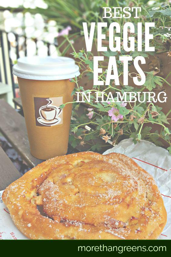Veggie Eats in Hamburg