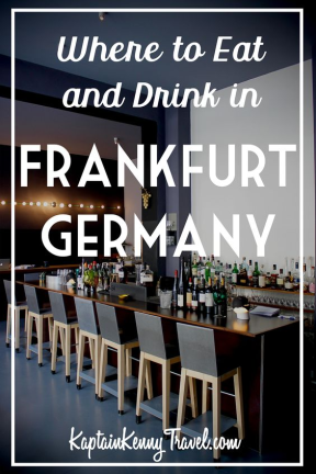 Where to Eat in Frankfurt