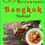 Best Bangkok Restaurants
