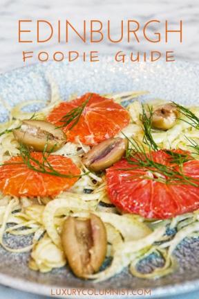 Edinburgh Foodie Guide