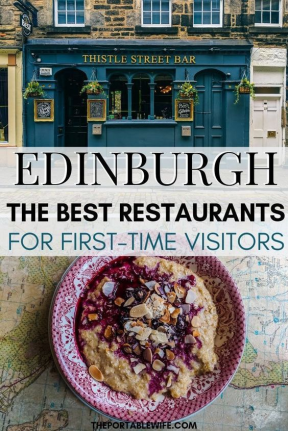 First Time Visitor Restaurants