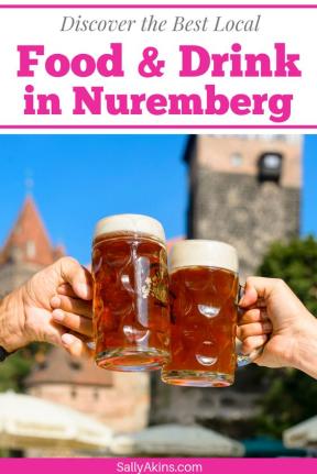 Food and Drink in Nuremberg