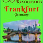Frankfurt Restaurants International City