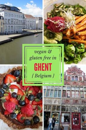 Gluten Free Vegan in Ghent