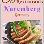 Bratwurst from Nuremberg Restaurants