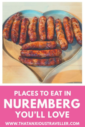 Places to Eat in Nuremberg