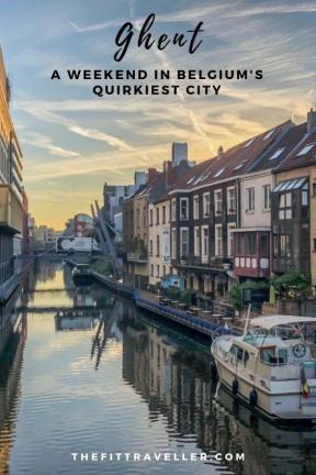Quirkiest City in Belgium