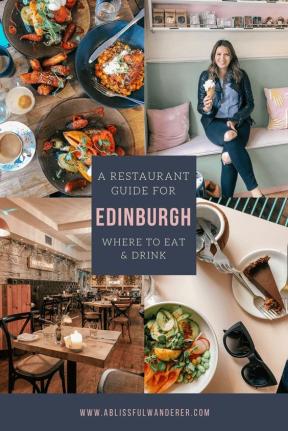 Restaurant Guide for Edinburgh