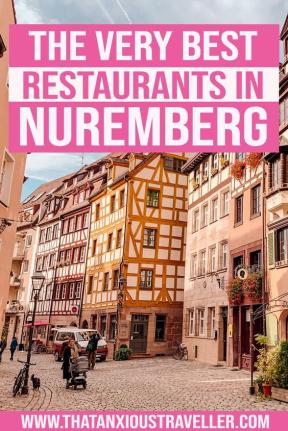 The Very Best Restaurants in Nuremberg Germany
