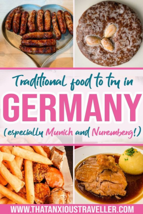 Traditional Food in Germany