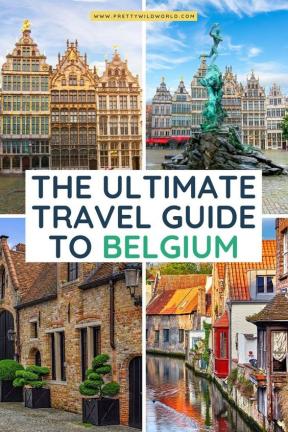 Ultimate Travel Guide to Belgium